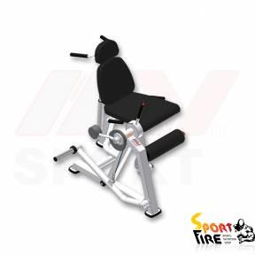 Сгибатель-разгибатель бедра комбинированный. MV-sport 1321 - 1452