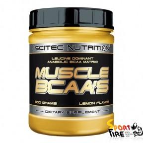 Muscle BCAA 300 g - 814