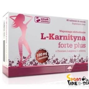 L-Karnityna 500 forte plus 80 tab - 998