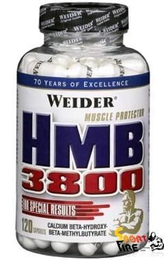 HMB 3800 120 caps - 452