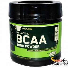 BCAA 5000 powder 345 g - 875