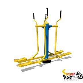 Двойной лыжник S 144 - 2063