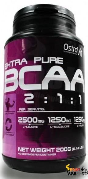 Extra Pure BCAA 200 грамм - 1213