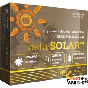 Beta Solar 30 caps - 1048