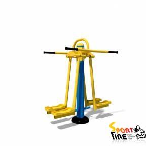 Тренажер для мышц бедра S142 - 2061