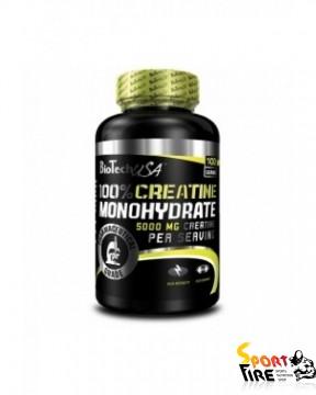 100% Creatin Monohydrate 100g - 496