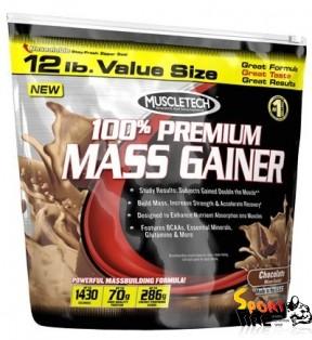 100% Premium Mass Gainer 5500 g - 935