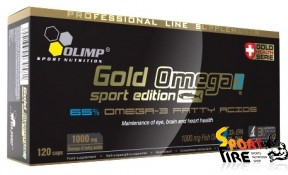 Gold Omega Sport Edition 120 caps - 1037