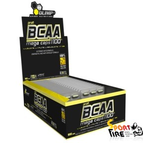 BCAA Mega Caps 1 блистер - 1080