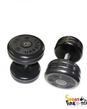 Гантели профессиональная  от 10 до 70 кг - 281