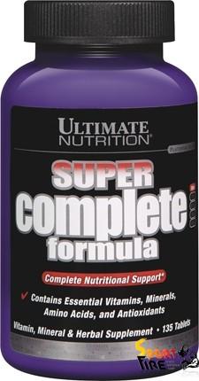 Super Complete Formula 135 tab - 548