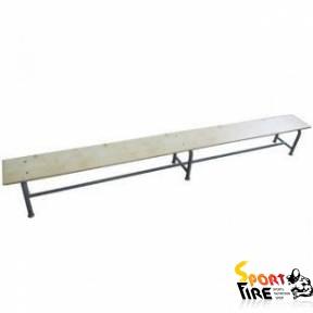 Скамейка гимнастическая 2,5 м BT604 - 1680
