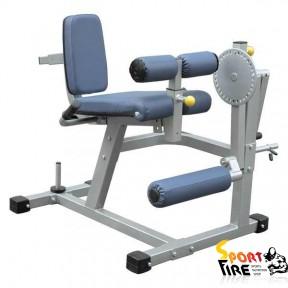 Разгибатель-Сгибатель бедра. IMPULSE Leg Extension-Curl Machine Max - 1339