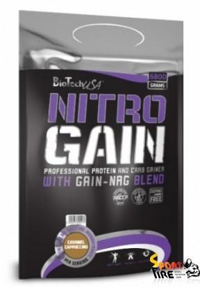 Nitro Gain Plus 6800 g - 386