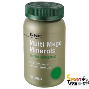 Multi Mega Minerals 100 cap - 763