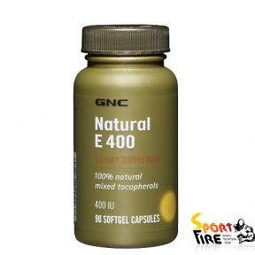 Natural E 400 90 cap - 764