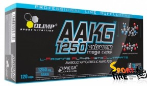 AAKG 1250 Extreme Mega Caps 120 caps - 1078