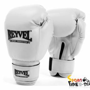 REYVEL Перчатки боксерские (винил) 8 oz - 1056