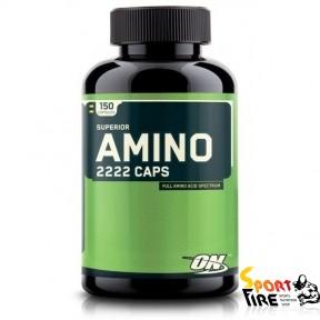 Amino 2222 150 caps - 878