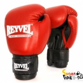 REYVEL Перчатки боксерские (кожа) 10 oz - 1052
