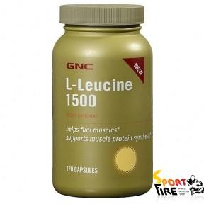 L-leucine 1500 120 cap - 729