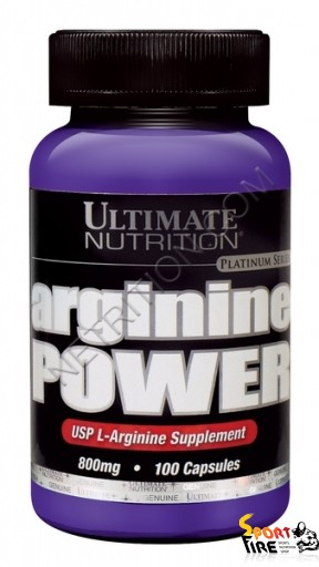 Arginine Power 100 caps - 533