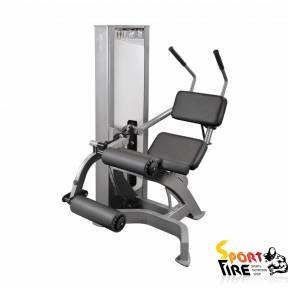 Тренажер мышц брюшного пресса X116 - 1772