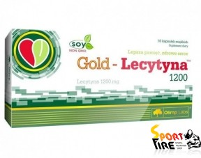 Gold Lecytyna 60 caps - 1040