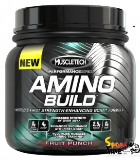 Amino Build 260 g - 925