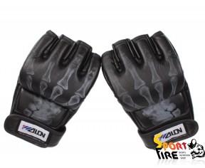 """Перчатки для MMA """"WOLON"""" (""""кости"""") - 1112"""
