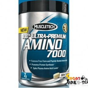 100% Ultra-Premium Amino 7000 325 tab - 928