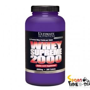 Whey Supreme 2000 300 tabs - 544