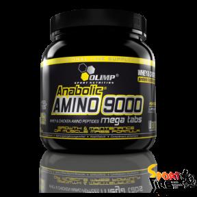Anabolic Amino 9000 300 tabs - 1031