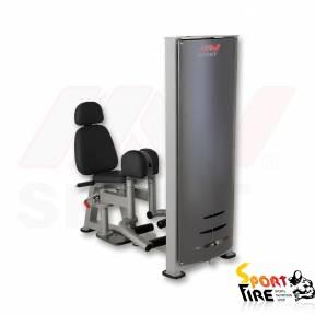 Тренажер для приводящих-отводящих мышц бедра комбинированный MV-sport - 1401