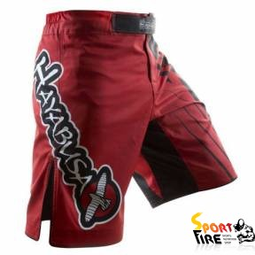 Шорты Hayabusa Chikara Recast Performance Shorts - Red - 1955