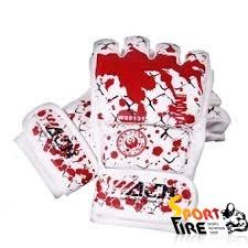 """Перчатки для MMA """"WOLON"""" (""""кровь"""") - 1113"""