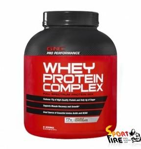Whey Protein Complex 2270 g - 833