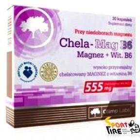 Chela-Mag B6 30 caps - 1011
