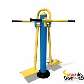 Тренажёр для ягодичных, приводящих и отводящих мышц бедра S 104 - 2059