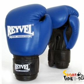 REYVEL Перчатки боксерские (кожа) 12 oz - 1053