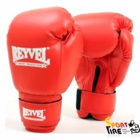 REYVEL Перчатки боксерские (винил) 10 oz - 1054