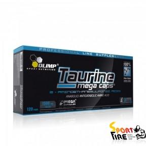 Taurine 120 caps - 1028