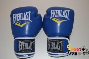 Универсальные боксерские перчатки EVERLAST (кожзам.) - 1241