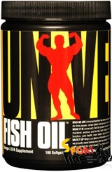 Fish Oil 100 softgels - 464