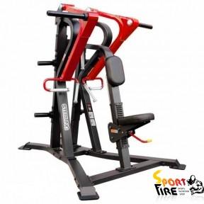 Тренажер - Рычажная тяга Д. Ятса IMPULSE STERLING Low Row Machine - 1290