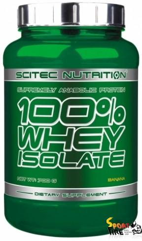 100% Whey Isolate - 669