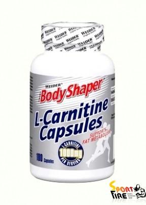 L-Carnitine Capsules 100 caps - 416
