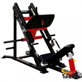 Тренажер - Жим ногами 45° IMPULSE STERLING 45° Leg Press - 1306