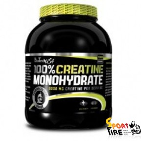 100% Creatin Monohydrate 500 g - 499