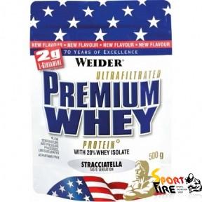 Premium Whey Protein 500 g - 450